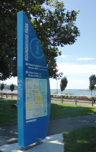1-Devonport-Wayfinding-Sign